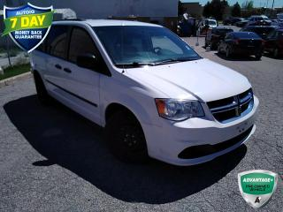 Used 2015 Dodge Grand Caravan SE/SXT | ONE OWNER | CLEAN CARFAX | KEYLESS ENTRY | PWR WINDOWS & LOCKS | for sale in Barrie, ON