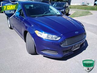 Used 2016 Ford Fusion | HEATED CLOTH SEATS | REMOTE START | KEYLESS ENTRY | SYNC | REAR CAMERA | for sale in Barrie, ON