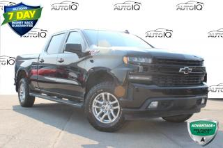 Used 2019 Chevrolet Silverado 1500 CREW CAB RST  4X4 CERTIFIED! for sale in Hamilton, ON