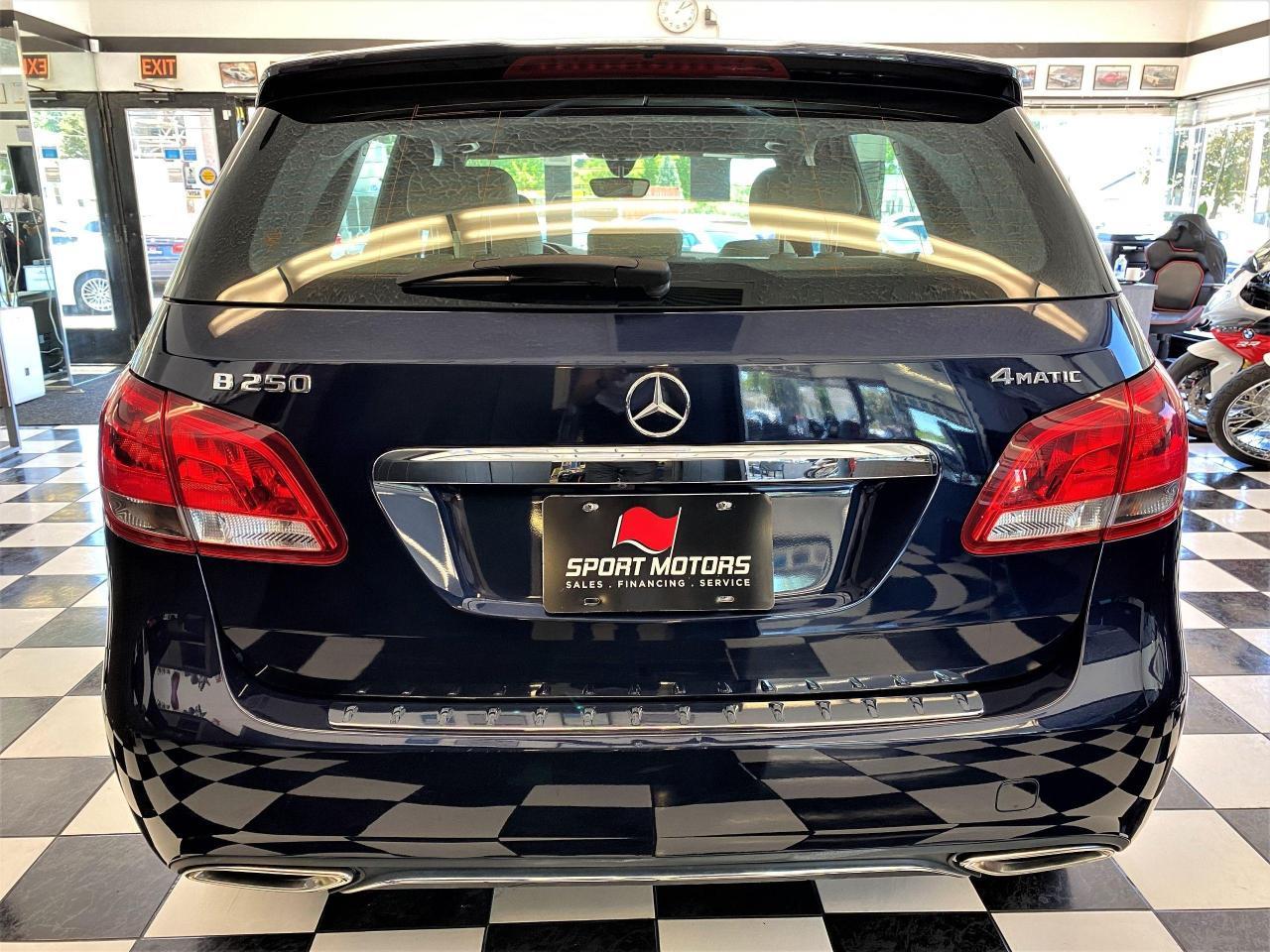 2017 Mercedes-Benz B-Class