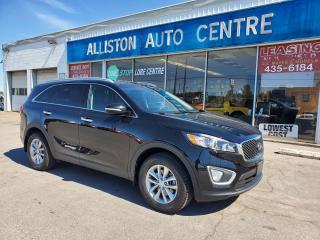 Used 2018 Kia Sorento LX for sale in Alliston, ON
