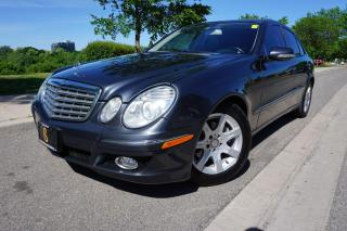 Used 2008 Mercedes-Benz E-Class RARE / BLUETEC / NO ACCIDENTS /LOW KM'S / STUNNING for sale in Etobicoke, ON