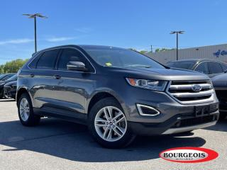 Used 2017 Ford Edge SEL for sale in Midland, ON