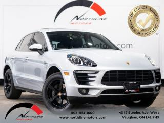 Used 2018 Porsche Macan AWD/Navigation/Bose/Pano Roof/Power Trunk for sale in Vaughan, ON