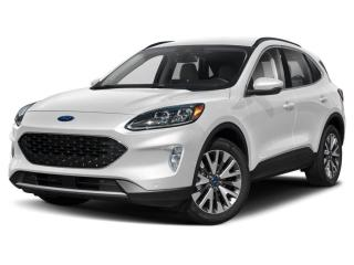 New 2021 Ford Escape Titanium for sale in Fort Saskatchewan, AB