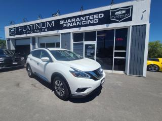 Used 2018 Nissan Murano S for sale in Kingston, ON