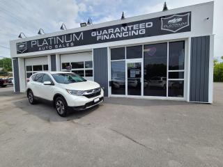 Used 2018 Honda CR-V LX for sale in Kingston, ON