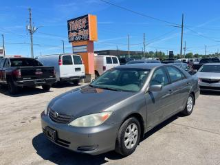 Used 2002 Toyota Camry **V6**RUNS AND DRIVES WELL*AS IS SPECIAL for sale in London, ON