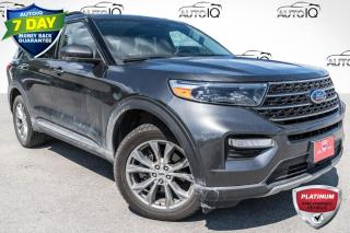 Used 2020 Ford Explorer XLT PANO MOONROOF!! LEATHER!! for sale in Barrie, ON