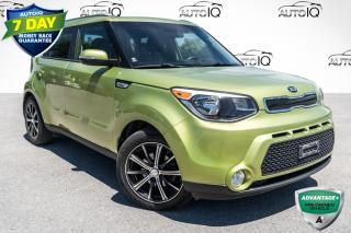 Used 2015 Kia Soul EX HEATED SEATS!! CLEAN CARAX!! for sale in Barrie, ON