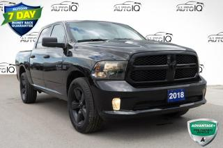 Used 2018 RAM 1500 ST BLACK OUT EXPRESS | 20