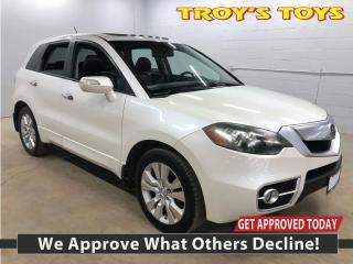 Used 2011 Acura RDX Base SH- AWD for sale in Guelph, ON