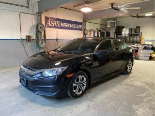 Used 2016 Honda Civic Sedan 4dr CVT LX for sale in Kingston, ON