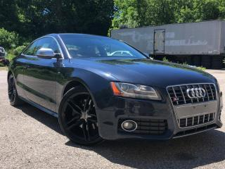 Used 2012 Audi S5 2dr Cpe Auto Premium for sale in Waterloo, ON