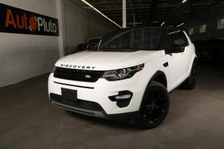 Used 2017 Land Rover Discovery Sport AWD 4DR HSE for sale in North York, ON