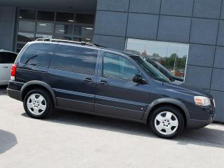 Used 2008 Pontiac Montana 6 PASSENGERS|REMOTE STARTER for sale in Toronto, ON
