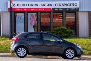 Used 2014 Kia Rio EX | Auto | Sunroof | Cam | Bluetooth | Alloys for sale in Oshawa, ON