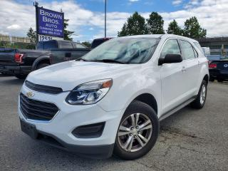 Used 2016 Chevrolet Equinox LS, AWD, LOCAL, NO ACCIDENTS for sale in Surrey, BC
