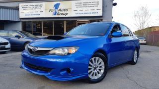 Used 2010 Subaru Impreza 2.5i w/Sport Pkg for sale in Etobicoke, ON