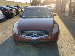 Used 2007 Nissan Altima SL for sale in Hamilton, ON
