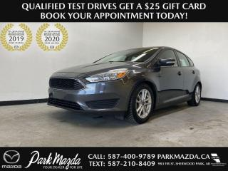 Used 2016 Ford Focus SE for sale in Sherwood Park, AB