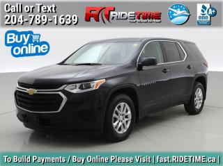 Used 2019 Chevrolet Traverse LS for sale in Winnipeg, MB