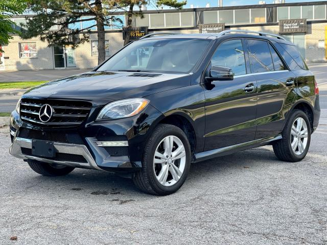 2015 Mercedes-Benz M-Class ML 400 Navigation /Panoramic Sunroof /Leather