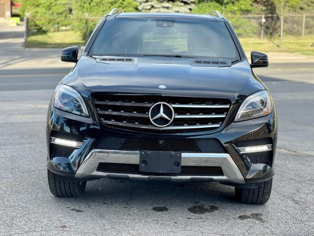 2015 Mercedes-Benz M-Class ML 400 Navigation /Panoramic Sunroof /Leather Photo9