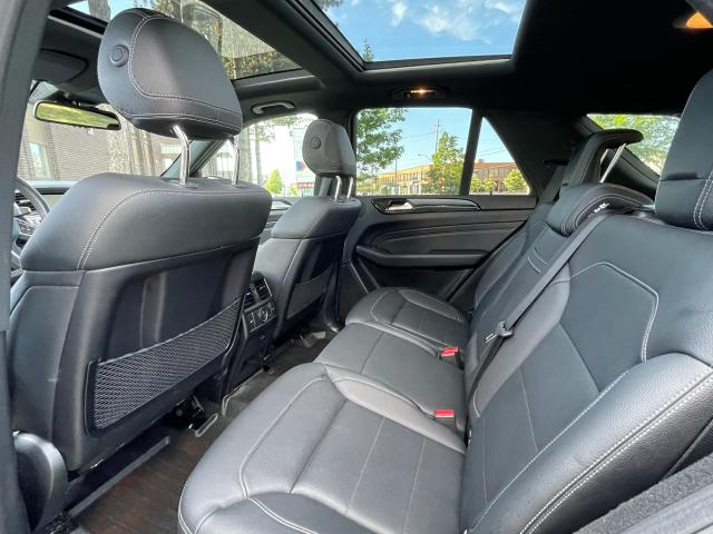 2015 Mercedes-Benz M-Class ML 400 Navigation /Panoramic Sunroof /Leather Photo12