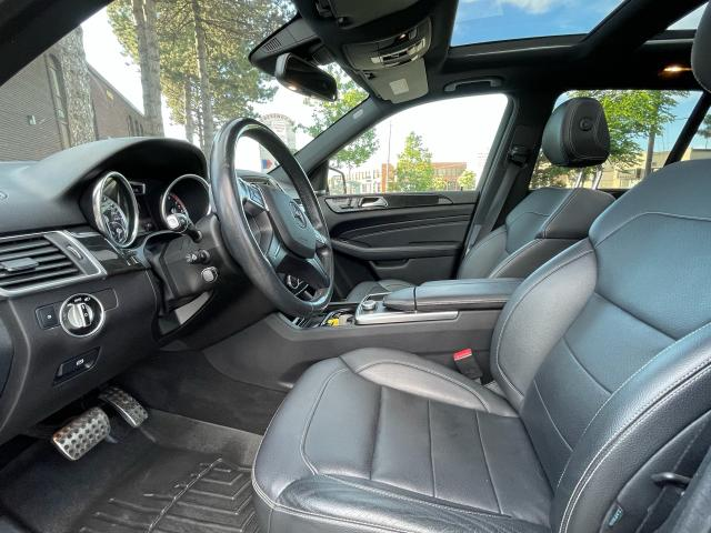 2015 Mercedes-Benz M-Class ML 400 Navigation /Panoramic Sunroof /Leather Photo10