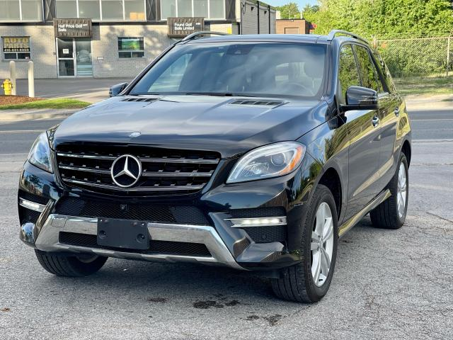 2015 Mercedes-Benz M-Class ML 400 Navigation /Panoramic Sunroof /Leather Photo2