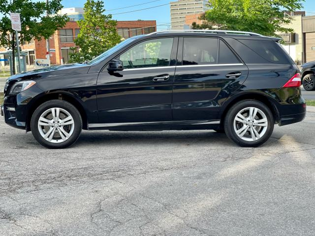 2015 Mercedes-Benz M-Class ML 400 Navigation /Panoramic Sunroof /Leather Photo3