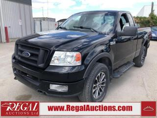 Used 2004 Ford F-150 FX4 REG CAB 4WD 5.4L for sale in Calgary, AB