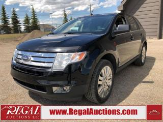 Used 2009 Ford Edge Limited 4D Utility AWD for sale in Calgary, AB