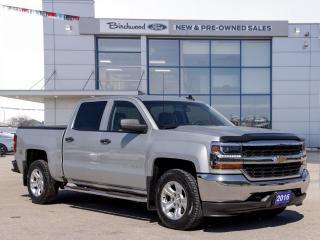 Used 2016 Chevrolet Silverado 1500 LS LOW KM | CONV PKG | TRAILER PKG for sale in Winnipeg, MB
