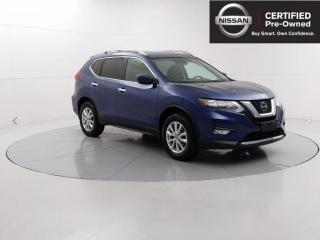 Used 2018 Nissan Rogue SV AWD, Apple CarPlay, Remote start, Auto headlights for sale in Winnipeg, MB