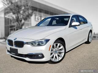 Used 2017 BMW 3 Series 330i xDrive Enhanced! Driver Assist! New Rear Brakes! for sale in Winnipeg, MB