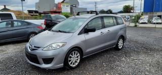 Used 2010 Mazda MAZDA5 FULL EQUIP GARANTIE 1 ANS for sale in Pointe-aux-Trembles, QC