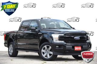 Used 2019 Ford F-150 Lariat ONE OWNER | ACCIDENT FREE | 2.7L V6 | B&O AUDIO for sale in Kitchener, ON