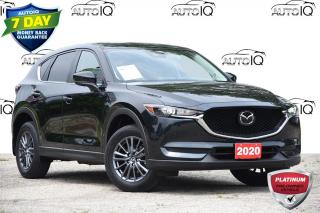 Used 2020 Mazda CX-5 GS ONE OWNER | ACCIDENT FREE! for sale in Kitchener, ON