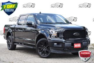 Used 2020 Ford F-150 Lariat LARIAT BLACK APPEARANCE PACKAGE! for sale in Kitchener, ON