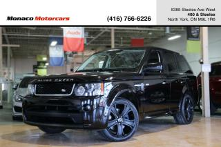 Used 2013 Land Rover Range Rover Sport HSE GT LIMITED EDITION - 1/750|NAVI|BACKUP|SUNROOF for sale in North York, ON