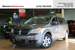 Used 2010 Dodge Grand Caravan SE STOWNGO - AS-ADVERTISED for sale in North York, ON