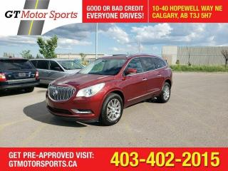 Used 2015 Buick Enclave AWD   $0 DOWN-EVERYONE APPROVED! for sale in Calgary, AB
