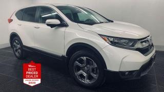 Used 2017 Honda CR-V AWD EX-L *CARPLAY - LANEWATCH - ADAPTIVE CRUISE* for sale in Winnipeg, MB