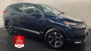 Used 2018 Honda CR-V AWD TOURING *NAVIGATION - PANORAMIC ROOF* for sale in Winnipeg, MB