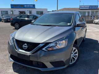 Used 2019 Nissan Sentra SV for sale in Whitby, ON