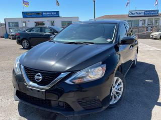 Used 2018 Nissan Sentra SV for sale in Whitby, ON