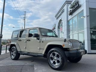 Used 2018 Jeep Wrangler Dual Top / Nav / heated Seats / Remote start for sale in Richmond Hill, ON