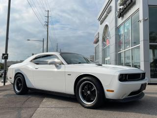 Used 2013 Dodge Challenger R-T Classic 5.7 Hemi /Sun roof /remote start for sale in Richmond Hill, ON